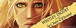 Jeux de Pouvoir T1 : La Chute d'Elroniel de Westley Diguet