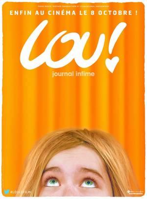 Lou ! Journal intime réalisé par Julien Neel
