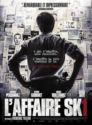 L'Affaire SK1 réalisé par Frédéric Tellier