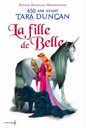 La Fille de Belle T1 de Sophie Audouin-Mamikonian