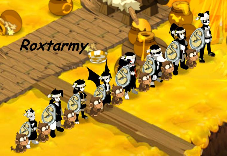 Présentation Roxtarmy !