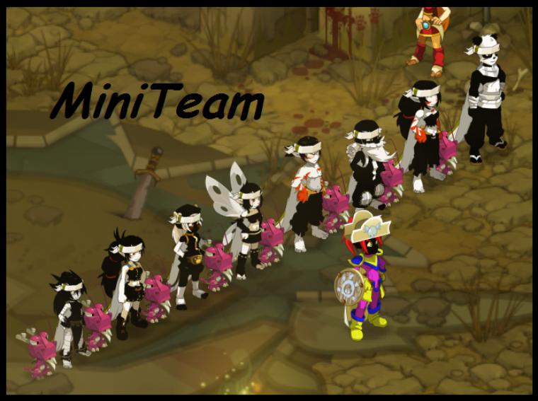 MiniTeam is back !