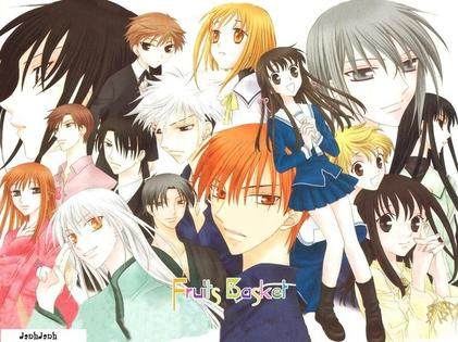 °° Fruits Basket °°