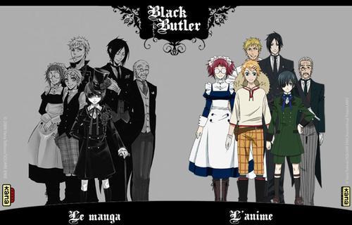 Black Butler ( Kuroshitsuji )