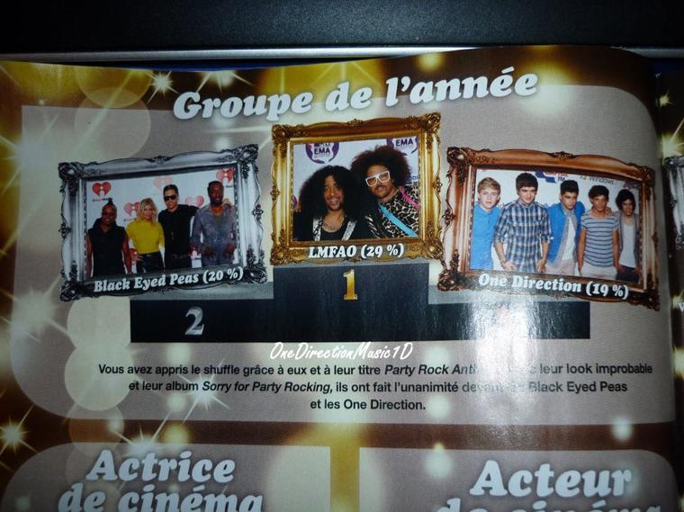 """Le Magazine Francais """" Fans 2 """" ( Désolé pour la qualité j'ai pas de Scan :S )"""