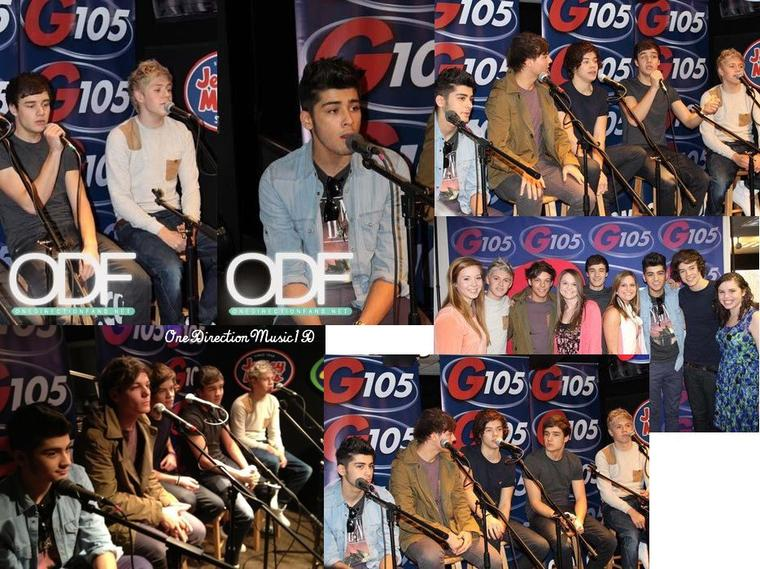 Photoshoot promotionnel pour iCarly. + Interview Pulse 102 Winner - 06-03-2012 + Performance au G105 Jersey Mike - 06-03-2012 + NEWS