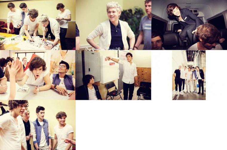 14Mars2012 : Les Boys hier matin + Billboard Magazine - Mars 2012 + INFO + Rappel + NEWS