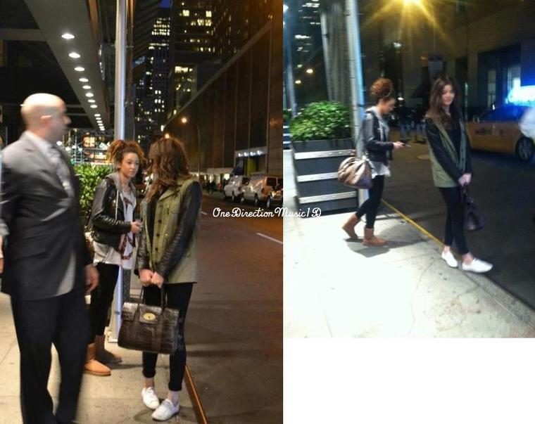 Danielle et Eleanor quittant leur hotel - 23-03-2012 + il existe un piercing Harry pour le nombril. + On Our Way To Dallas - Liam + Les garçons quittant leur hôtel - 23-03-2012+ Des fans ont rencontrés Niall au Subway - 23-03-2012 + Magazine Top Of The Pops - Septembre 2011