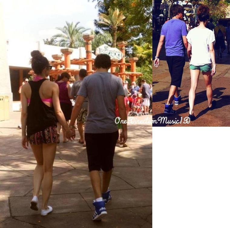 Louis au studio hier +  Et voici la reprise de WMYB par Glee + Gagne ta place pour l'avant-première du DVD des One Direction + Liam & Danielle à Orlando + Bébé Lux hier +  Ici, vous pouvez personnalisé votre DVD Up All Night + Ellen Degeneres parlant des garçons dans sa célèbre émission + News