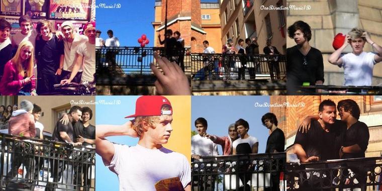 Les garçons faisant du shopping - 12-05-2012 + Les Boys hier 13 mai + Via Twitter + NEWS + Vous avez acheter le DVD ?