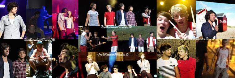 Concert Phoenix (Arizona) ; 10 juin 2012. +  Danielle aux concert d'hier, une chanson Française en fond. + Les garçons jouant à saute mouton hier à Phoenix. omg omg balaise Louis + Les garçons à Phoenix hier +