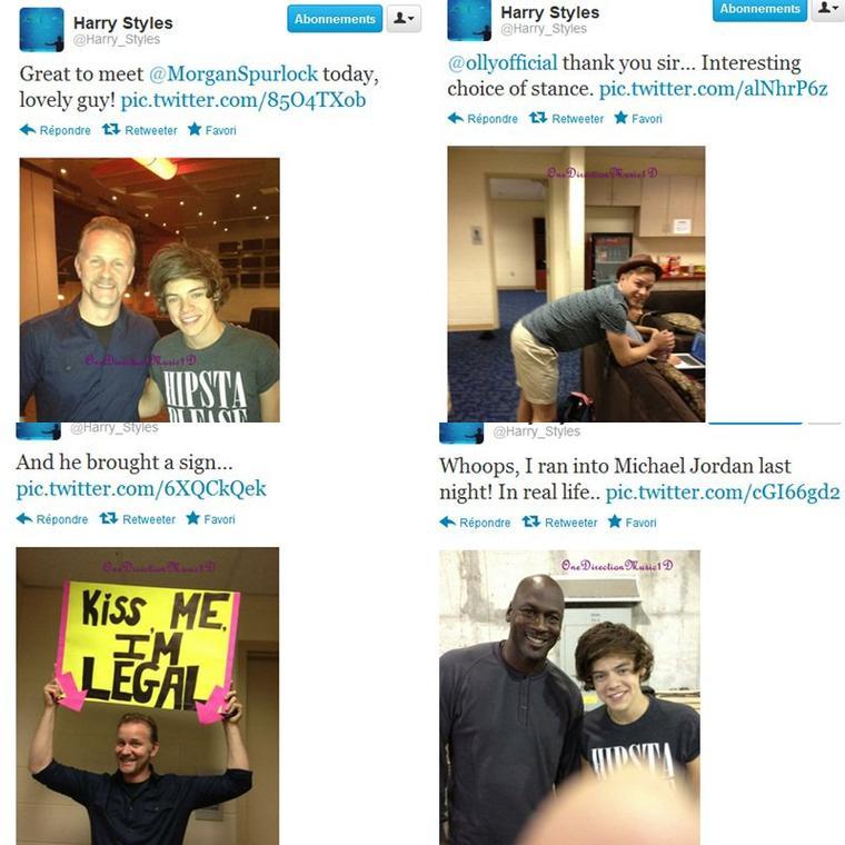 Concert Atlanta ; 26 juin 2012. + M&G + Concert à Charlotte ; 27 juin 2012. + Hôtel à Charlotte ; 27 juin 2012. + Harry, Josh, Jon, Dan et Sandy - Aquarium + Les garçons pour le British Airways concept + LIENS + NEWS / RUMEURS ...