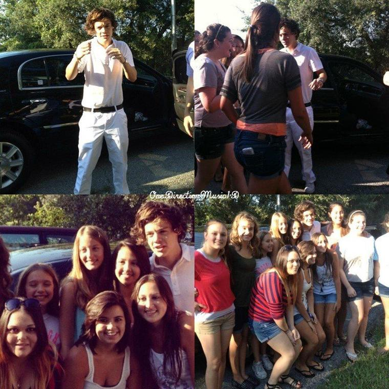 Concert Orlando ; 30 juin 2012 ~ Concert à Tampa (Floride) ; 30 juin 2012 ~  Niall et Liam répondent aux questions ( 29 Juin 2012 ) ~ Universal Studio Orlando ; 28 juin 2012. ~Orlando ; 28 juin 2012 ~ Floride ; 30 juin 2012. ~  Orlando ; 30 juin 2012 ~ Liam - Station service ; 01 juillet 2012 ~ Le bus s'est transformé en boîte de nuit. Zayn a précisé qu'il manquait la strip-teaseus ~ NEWS / LIENS / RUMEURS ...