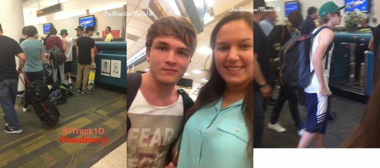 Concert à Fort Lauderdale (Floride) ; 1er juillet 2012. + Aéroport de Heathrow ; 03 juillet retour des garçons en UK. + Floride ; 1er juillet 2012. + Aéroport de Miami ; 2 juillet 2012. + One Direction - Best Moments VOSTFR Part 11 + NEWS / RUMEURS / LIENS ...