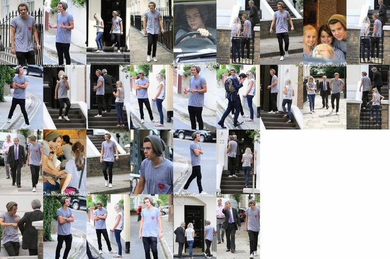 Niall a une fête chez lui ; 03 juillet 2012. + La ligue de défense d'Harry Styles + Lou et El - En France ; 03 juillet 2012. +  Keith duffy et Niall - Irlande +Zayn, Danny et un vendeur après que Zayn ; 03 juillet 2012. +  04.07.12 - Harry au golf +  04.07.12 - Liam & Danielle avec des amis + ) 04.07.12 - Harry avec Lou à Londres + 05.07.12 - Harry à une soirée privé Nike à Londres + NEWS / RUMEURS / LIEN / VIDEO ... + Pub pour page Facebook sur les Boys