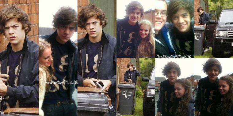 Liam et Danielle à Heathrow à Londres ; 16 juillet 2012. + Liam et Danielle à Venise ; 15 et 16 juillet 2012. + 14.07.12 - Niall à Mullingar +  15.07.12 - Harry à Holmes Chapel + 15.07.12 - Niall & une petite fille à Mullingar + 15.07.12 - Louis avec une fan +  16.07.12 - Niall avec une fan à Mullingar +  14.07.12 - Harry à Holmes Chapel + NEWS / RUMEURS / VIDEO ...