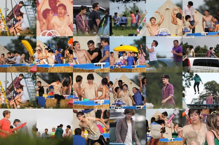 25/08/12, Reading Festival, Londres. + 25/08/12, Londres. + Anniversaire Liam, Funky Buddha ; 25 et 26.08.12 + Photos du clip : Live While We're Young + Ces trois mannequins seront dans le clip de LWWY. + 26/08/12, Primrose Hill, Londres. + Niall et des amies! 26/08/12, Londres +