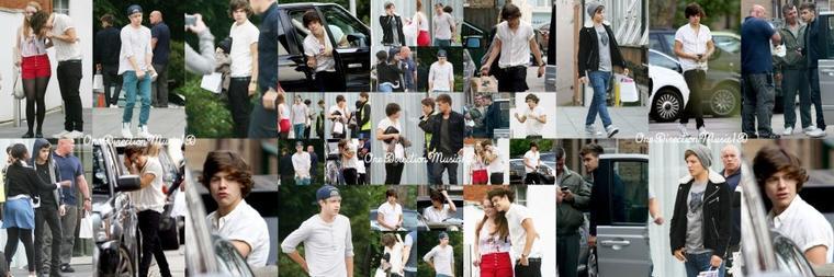 """Niall à la fête d'Alexandra Burke. 25.08 + Harry de sortie à Londres. 30.08 + One Direction dans les rues de Londres. 28.08 + Annual officiel des garçons 2013 + Couverture de l'album """"Take Me Home"""" + Couverture du """"Yearbook """"   + Photo coup Coeur ♥ + NEWS / RUMEURS / VIDEO / LIENS ..."""