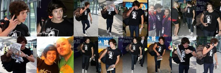 Liam a Orlando ; 8 Septembre 2012 + Une star du porno, Zayn, Niall et Harry. Après les VMA's en Californie - 6 septembre + Pochette du single Live While We're Young + Harry l'aéroport d'Heathrow à Londres - 11.09.12 + Anniversaire de Niall ; 13 Septembre 2012 + Happy Birthday Niall ! 19 ans + Harry à Londres ; 12 Septembre 2012 + Harry à Londres ; 13 Septembre 2012 + NEWS / RUMEURS / VIDÉO / LIENS ...