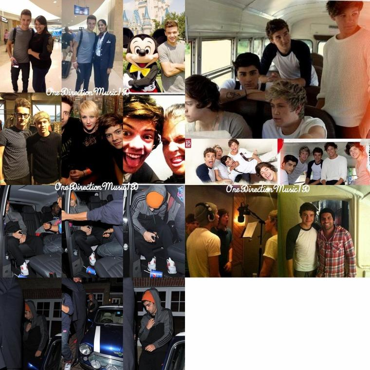 "Harry, Niall et Louis en soirée à Leeds ; 15/09/12 + Anniversaire de Niall ; 13 Septembre 2012 + Harry au Burberry Fashion Show à London ; 17.09.12 + Harry au jardin futur contemporains à Kesington - 17 septembre. + Louis en vacances il y a quelques jours à Miami+ Liam en Floride + Harry avec des enfants à l'anniversaire de Lux ; 16 Septembre 2012 + Liam à l'Aéroport de Londres. + DisneyWorld Liam + Londres - 17 septembre ( Niall et Harry ) + Londres - 14 septembre 2012 ( Zayn) + Les garçons en studio + Photoshoot pour l'album ""Take Me Home"" + Sortie de club à Londres - 18 septembre. + Capital FM - 20 septembre. + Répétition des garçons pour le Itunes Festival ; 20.09.12 + Nick Grimshaw a posté cette photo avec Harry qui apparaît tout à gauche. + NEWS / RUMEURS/LIEN/VIDÉO"
