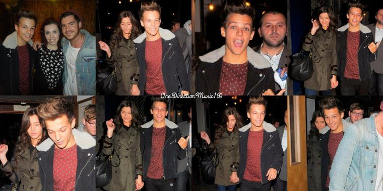 Les boys en UK ; 1 à 4 October 2012 + Louis et Eleanor à London, UK - 03.10.12  + Harry à L.A - October 2012. + The Sun's TV Magazine shooting pour 29 Septembre à 5 Octobre +Les Boys sur Sunday Times. + Titre des chansons pour l'album Take Me Home + Fabulous Magazine 30 Septembre - 6 Octobre + Capital FM studio (London) 05.10.12 +  QUIZ + NEWS / RUMEURS / VIDEO / LIENS ...