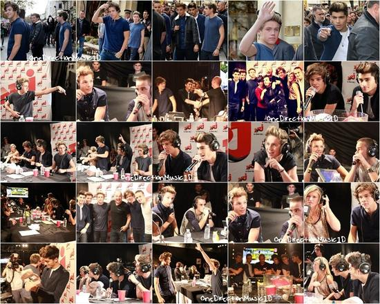 """Les boys le 10 Octobre + Les boys pour le magazine """"Seventeen"""" + Les boys dans les studio NRJ, Paris - 11 Octobre +Les boys pour une interview, Paris - 11 Octobre + Les boys à Dublin ; 12 Octobre 2012 + Les boys à Londres ;  05 Octobre 2012 + Liam à Londres ; 13 Octobre 2012"""