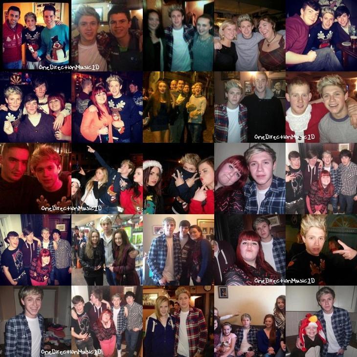 Fête d'anniversaire pour Louis à Cheshire - 14 Décembre 2012 + Niall à l'aéroport à Dublin - 22 Décembre 2012 + Niall à Mullingar, Irlande - 23 et 24 Décembre 2012 + Harry à l'aéroport d'Heathrow à Londres - 24 Décembre 2012 + Harry à Holmes Chapel - 24 Décembre 2012 + Les boys en U.K - Décembre 2012 - Janvier 2013 + Harry au USA - 31 Décembre 2012 & 1er Janvier 2013 + Louis et Eleanor au Nouvel An + NEWS / RUMEURS / VIDÉO / LIENS ...