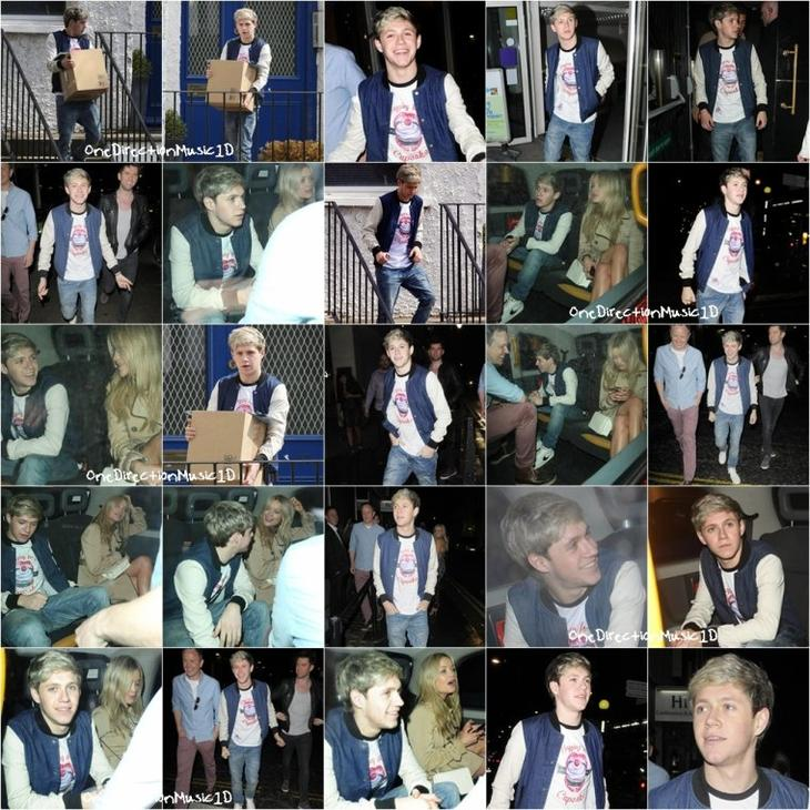 Liam au Funky Buddha à Londres, RU - 20&23 Avril 2013 + Niall à Londres, RU - 24&25 Avril 2013 + Harry au concert de Rod Stewart à L.A - 25 Avril 2013 + Harry au restaurant Dan Tana à L.A, USA - 25 Avril 2013 + Harry à LA - Avril 2013 +  Les boys à Paris - 28&29 Avril 2013 + NEWS / RUMEURS / VIDÉO ...