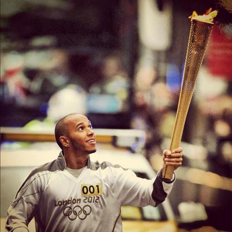Jeux Olympiques 2012 - Londres.