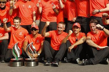 Bilan de course - Monza.