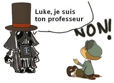 Proffesseur Layton