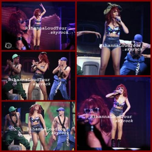 24&25/06/11 --> Loud Tour At Vancouver