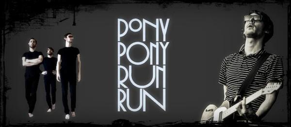 Pony Pony Run Run de retour avec Everywhere I Go.