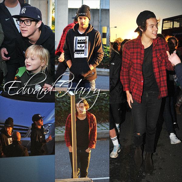 02 et 3.11 - Les One Direction faisant leurs concert à Tokyo au Japon.