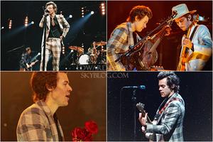 24.06 - Harry en concert au Capital One Arena de sa tournée 'Live On Tour' à Washington - Etat Unis :