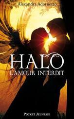 Halo l'amour interdit , de Alexadra ADORNETTO