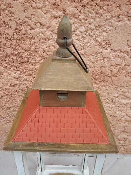 UN PETIT JARDIN D'HIVER  (toiture)