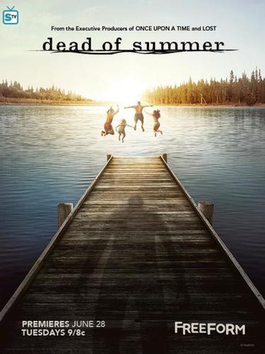 La série que j'ai trop envie de voir ..... DEAD OF SUMMER !!!!