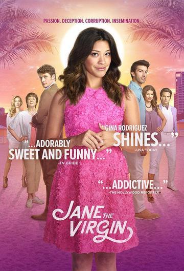 Jane The Virgin !!! // Ma nouvelle série coup de coeur ♥♥
