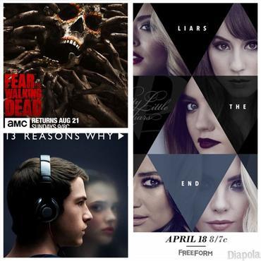 Favoris N°28 # Mars/Avril et la fin de The Vampires Diaries...♡