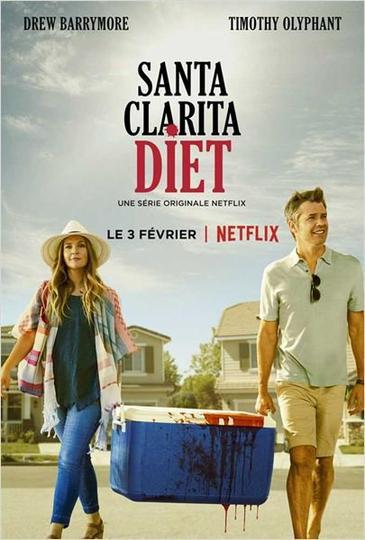 Santa Clarita Diet !!! // Ma nouvelle série coup de coeur ♥♥