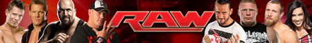 WWE RAW 15/4/13 - 15 avril 2013