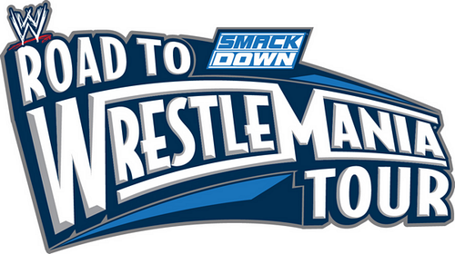 WWE Road to WrestleMania 5/4/13