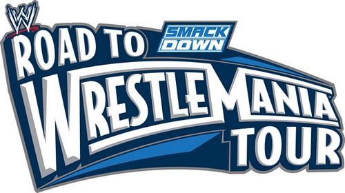 WWE Road to WrestleMania 5/4/13