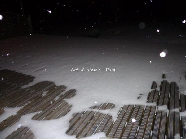-Grains de neige-