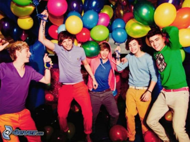 2 ans One Direction !!