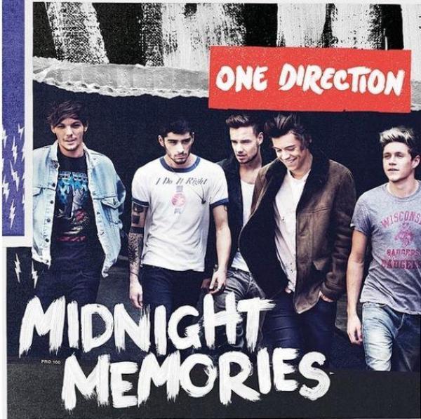 Album : Midnight Mémories