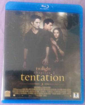 Twilight ( tome 2 ) Tentation