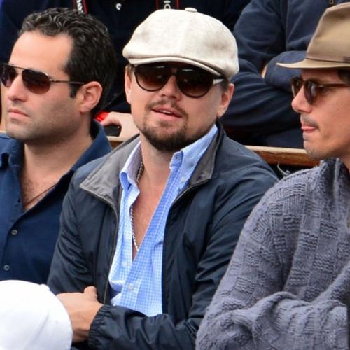 Leo à Roland Garros (2013)