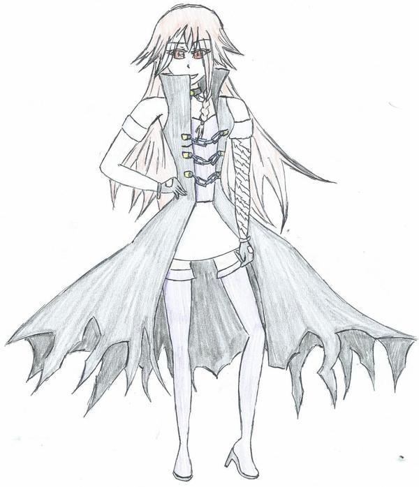 Déssin special Pandora Hearts !